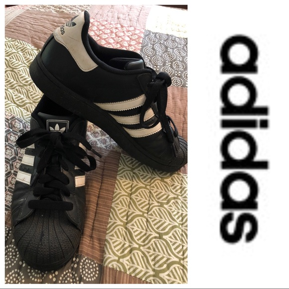 Le adidas nero scarpe 75 m 95 w poshmark